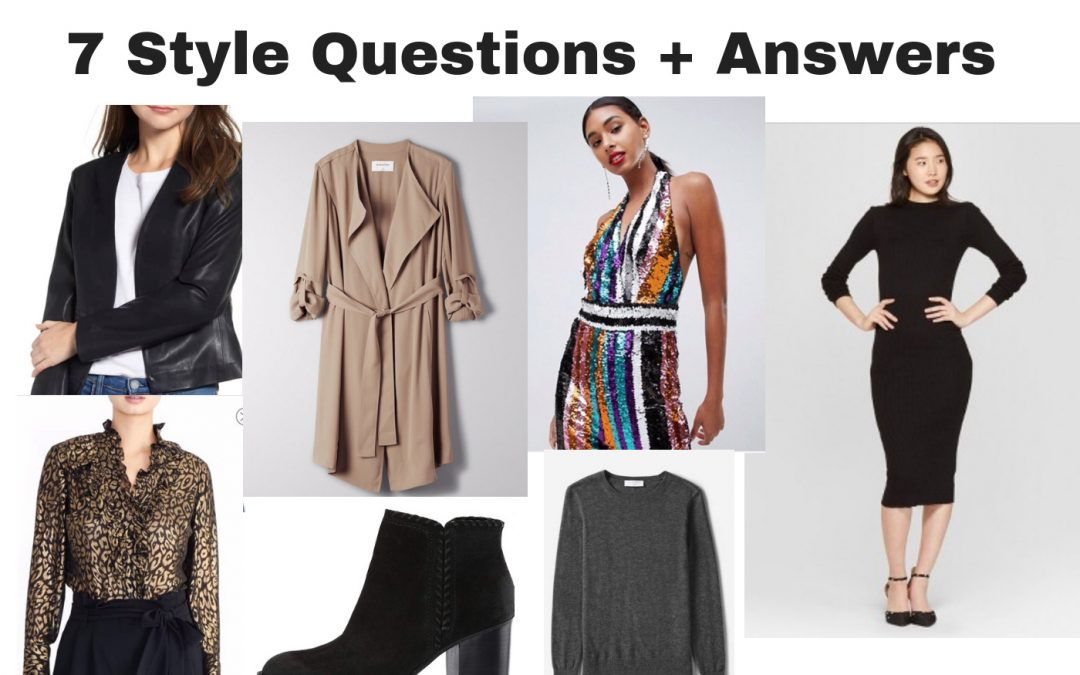 7 Style Questions